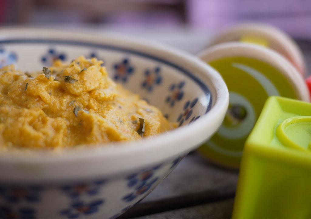 recette de purée au millet pour bébé
